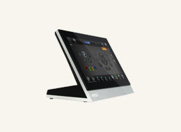 "MXT-700-NC 7"" Modero X® Series G4 Tabletop Touch Panel (No Camera, No Microphone)"