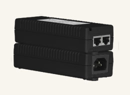 PS-POE-AT-TC High Power PoE Injector, 802.3AT Compliant