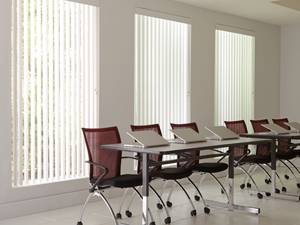 Discoveries Vertical Blinds