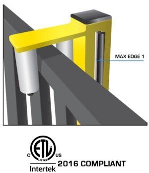 Max Edge 1 Slide Gate Safety Edge
