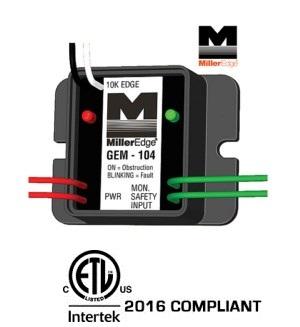 Miller Edge GEM-104 Gate Edge Sensing Module