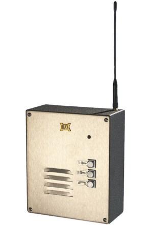 Aeromax 100S Indoor Long-Range Wireless Intercom Surface Mount Unit
