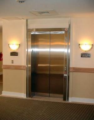 Model 200 Elevator Smoke Curtain