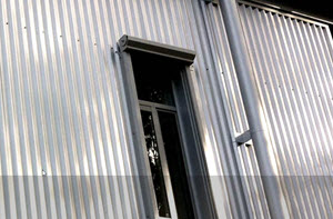 Model 1000 Fire Rated Smoke Curtain