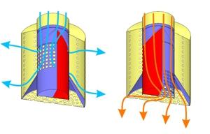 Lantern Membrane Diffuser