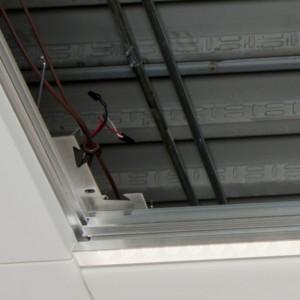 LED Ceilencio Ceiling Suspension System
