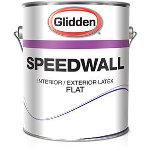 Glidden Speedwall Interior-Exterior Latex Paint