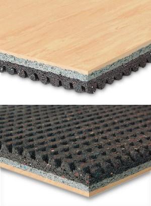 Advance - Multipurpose Rubber Sports Flooring