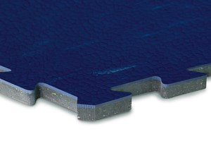 Ramflex Interlock - Interlocking Rubber Tile Flooring