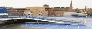 Reinforced Parking Structure Waterproofing Systems (Terapro VTS )