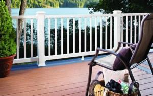Select®Composite Deck Railing