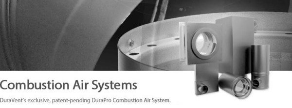 Combustion Air Systems
