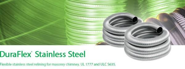 DuraFlex® Stainless Steel