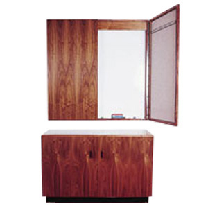 Lecture Units and Credenzas