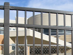 Montage II® Industrial & High Security Ornamental Steel Fence