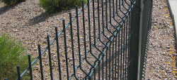 WireWorks Plus® Architectural Welded Wire Fencing