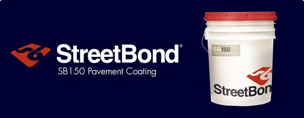 StreetBond® SB150 Pavement Coating