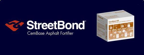 StreetBond® CemBase Asphalt Fortifier