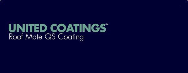 United Coatings™ Roof Mate QS Coating