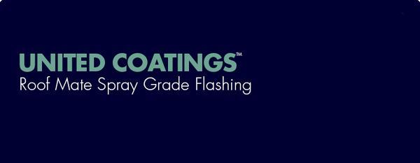 Roof Mate Spray Grade Flashing