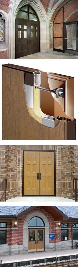 SL-18 Aluminum AMP Wood Grain Colonial Door & SL-18 Aluminum AMP Wood Grain Colonial Door \u2013 Special-Lite Inc ... Pezcame.Com