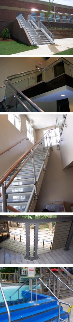 Standard Handrail Systems