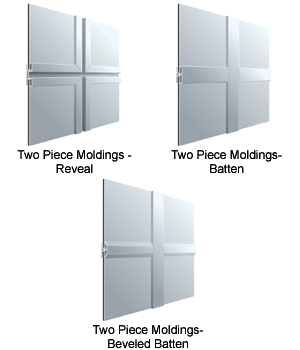 Field-Assembled Cladding Systems
