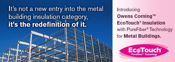 Metal Building Insulation