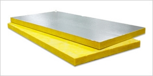 Piping / Equipment: Low / Medium / High Temp. Board Insulation