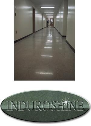 Polished Concrete Flooring – Induroshine PDS-1