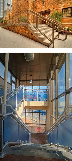 Interna-Rail® Decorative Metal Railings