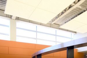 tonico and soft-look tonico ceiling panels – tectum inc. - sweets