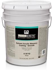 PERMA-CRETE® Exterior Solvent Acrylic Masonry Coating