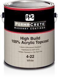 PERMA-CRETE® High Build 100% Acrylic Topcoat
