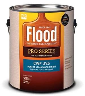 Flood Pro Series CWF-UV®5 Exterior Wood Stain