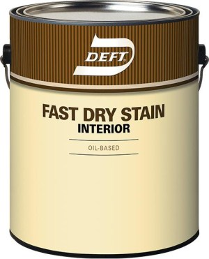 Deft® Fast Dry Stain Interior Oil-Based
