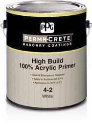 PERMA-CRETE® High Build 100% Acrylic Primer