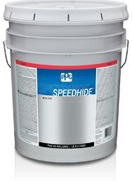 SPEEDHIDE® Interior Alkyd Dry-Fog Flat Coating