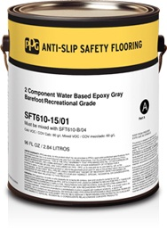 PPG Anti-Slip Safety Flooring Systems 610