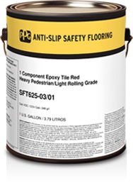PPG Anti-Slip Safety Flooring Systems SFT 625