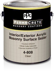 PERMA-CRETE® Interior/Exterior Acrylic Masonry Surface Sealer