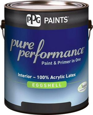 PURE PERFORMANCE® Interior Eggshell Latex Paint