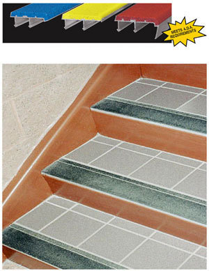 Spectra® Safety Stair Nosings