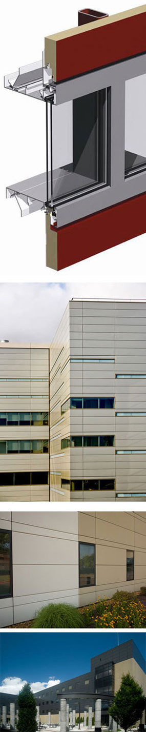 Formavue® Integrated Window Systems