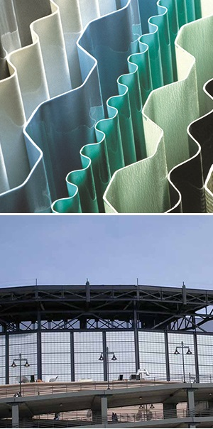 ENGINEERED SOLUTIONS - Sustainable FRP Panel Solutions