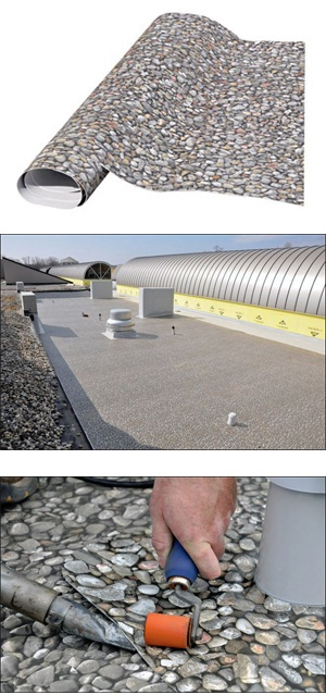 Rock-Ply® Membrane Roofing System
