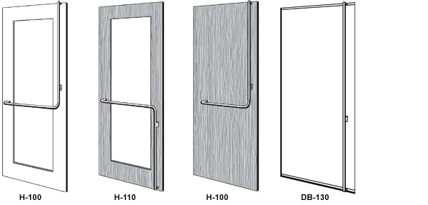 Interior Exterior Handle Combination Blumcraft Of