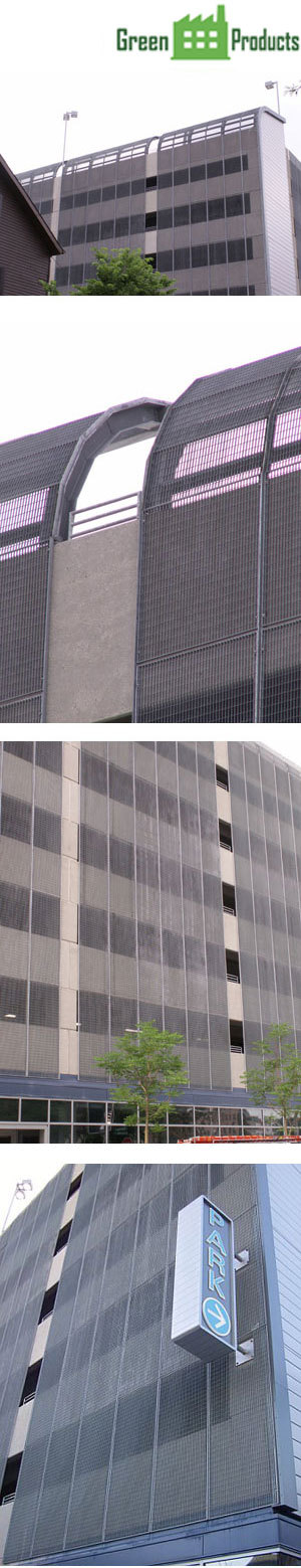 PressLock Steel Architectural Grilles and Screens