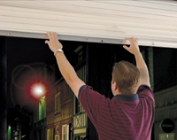 StoreSafe® LX-6 Security Shutters