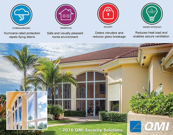 StormSafe® Hurricane & Security Screens